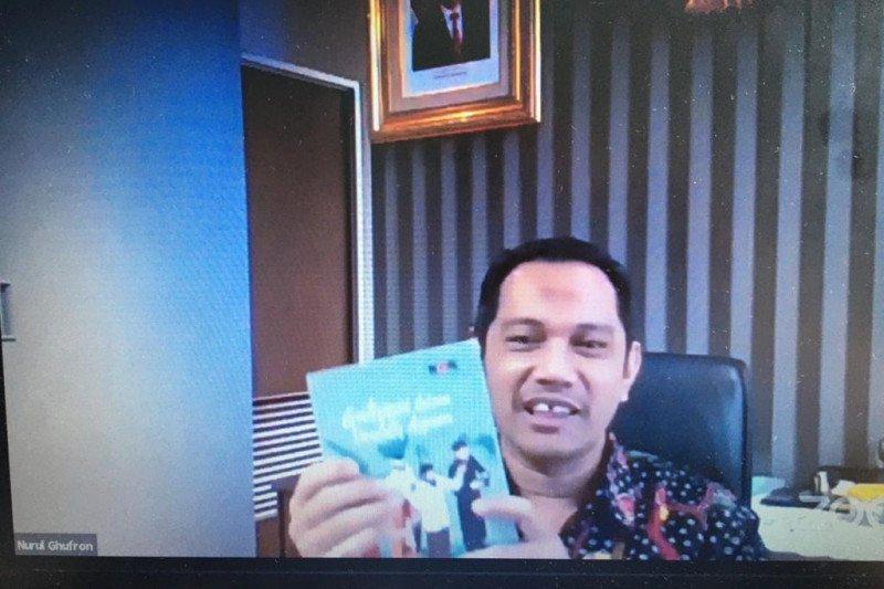 KPK dan Kemenag meluncurkan buku Gratifikasi Dalam Perspektif Agama