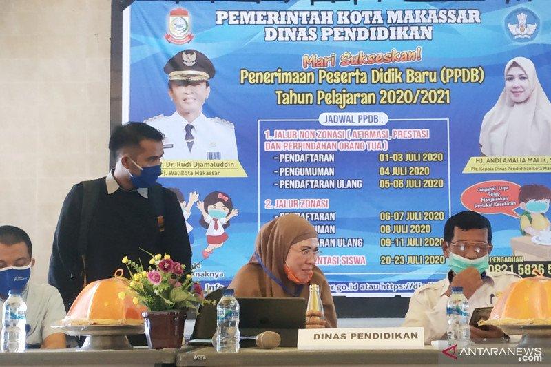 Situs PPDB bermasalah, Inspektorat panggil Kominfo Kota Makassar