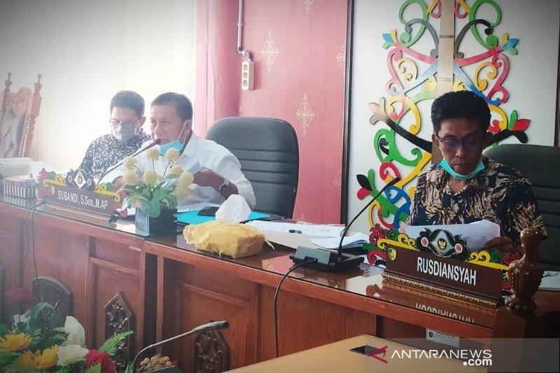 Komisi A DPRD Palangka Raya apresiasi PAD mitra kerja lampaui target
