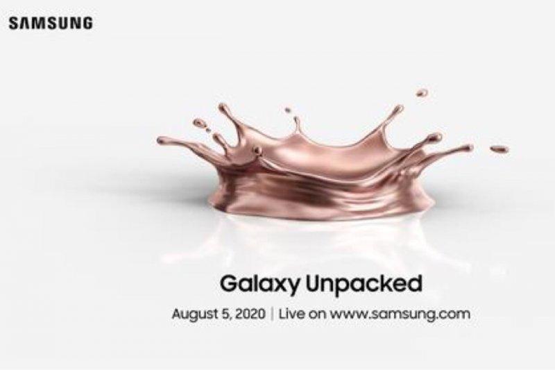 Samsung akan luncurkan ponsel baru awal Agustus