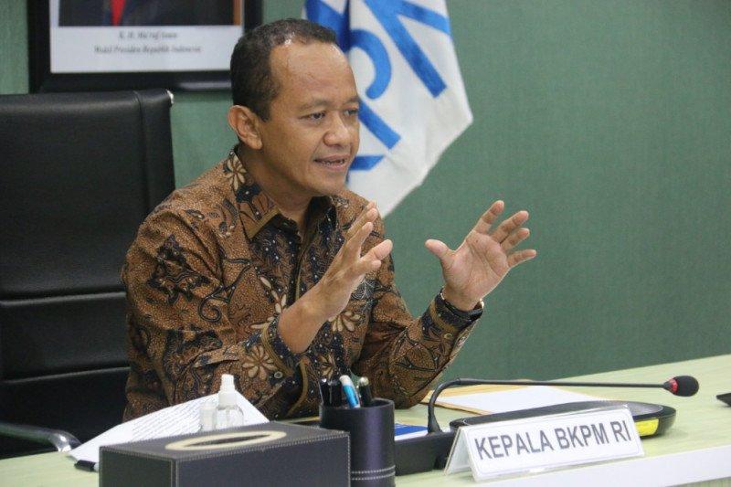 Kepala BKPM Bahlil ajak pelajar Indonesia seluruh dunia kolaborasi gaet investasi