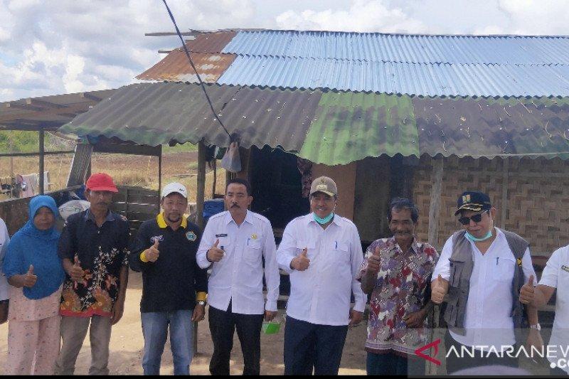 Sering kebanjiran, persawahan di Kampung Pencing Bekulo akan dibuatkan irigasi