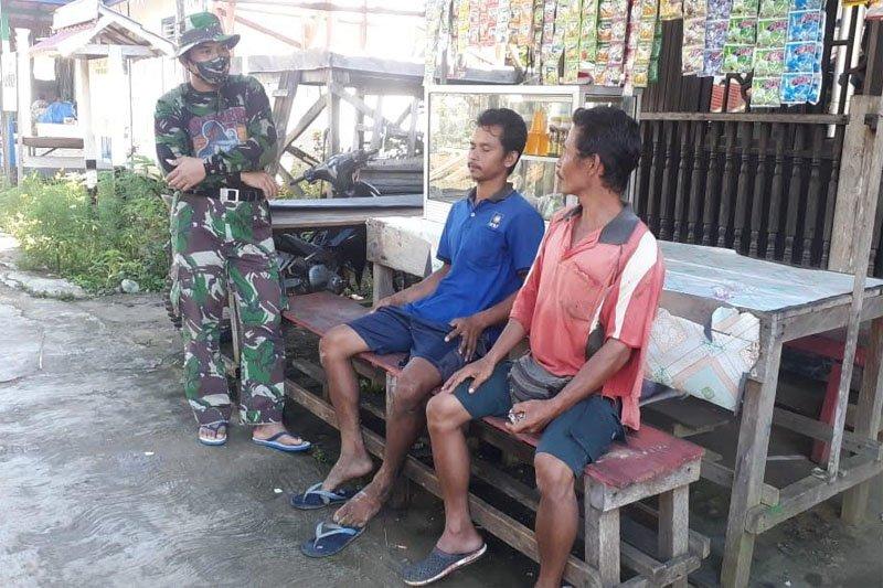 Keakraban Satgas TMMD dan masyarakat, cerminan kemanunggalan TNI-Rakyat