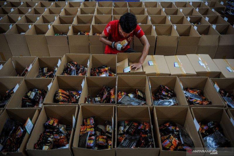 Penyaluran bansos tahap kedua di Jawa Barat selesai, gagal serah 0,6 persen