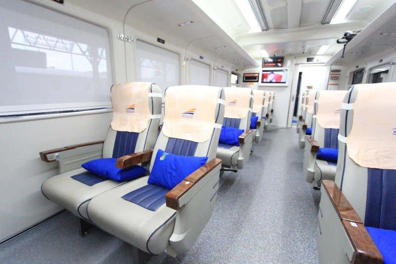 Mulai 10 Juli, KA Sembrani kembali layani penumpang dari Semarang