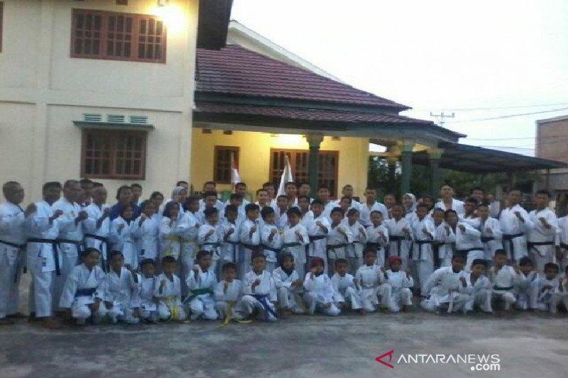 Sulteng  targetkan enam emas karate di PON XX Papua