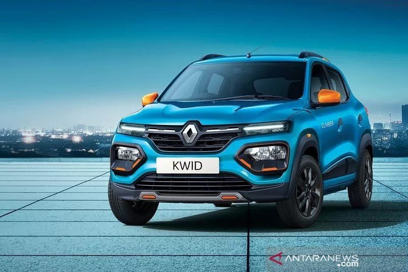 Di India, Renault Kwid RXL terbaru hanya dijual dengan harga Rp80 jutaan