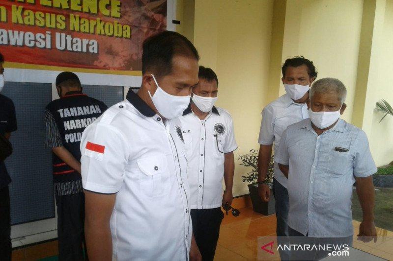 Penanganan kasus anggota DPRD Bolmut terkait narkotika dalam pemberkasan