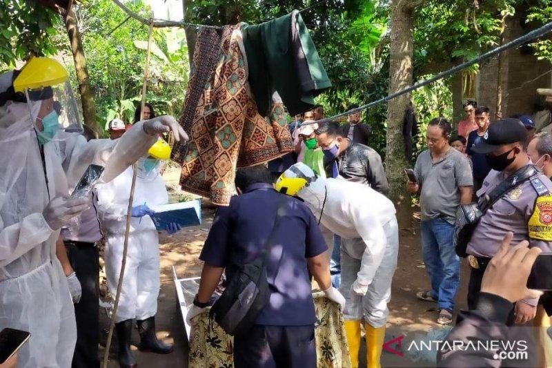 Polres Cianjur terima dua laporan temuan mayat selama sepekan