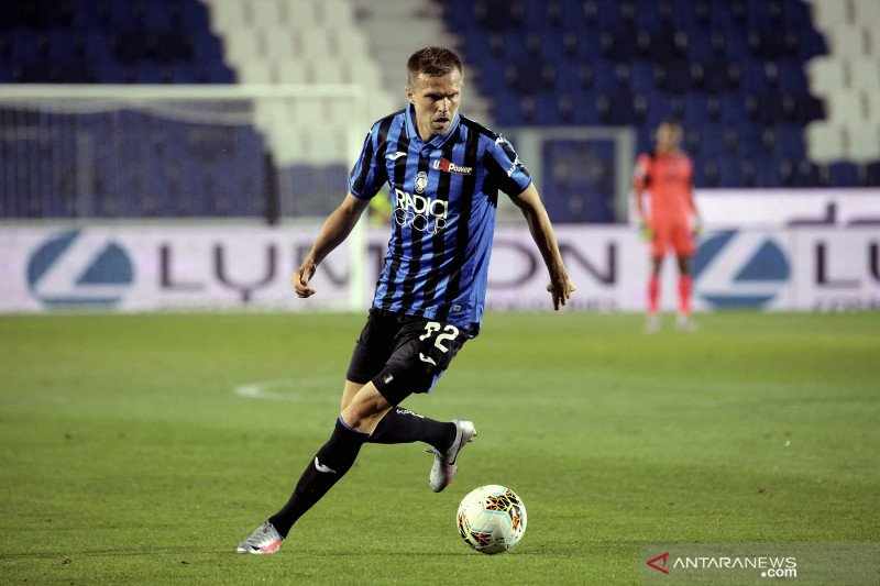 Klasemen Liga Italia, Atalanta geser Inter Milan dari peringkat tiga