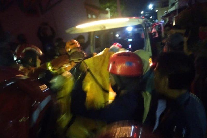 Seorang warga tewas akibat kebakaran di Makassar