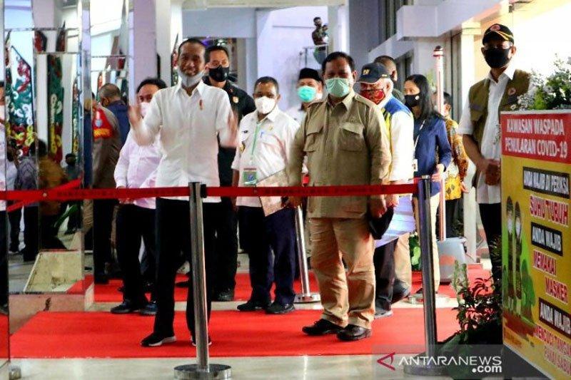 Presiden Jokowi: Krisis dampak pandemi COVID-19 bukan sesuatu yang mudah