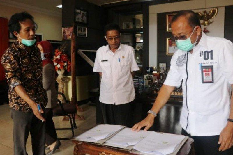 KPU Pasangkayu-GTPP teken MoU perlindungan kesehatan penyelenggara pilkada