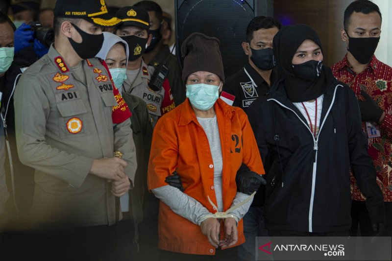 Maria Pauline dapat ditangkap berkat kerja sama Indonesia-Serbia