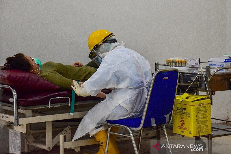 RSUD Arifin Achmad turunkan tarif rapid test jadi Rp150.000