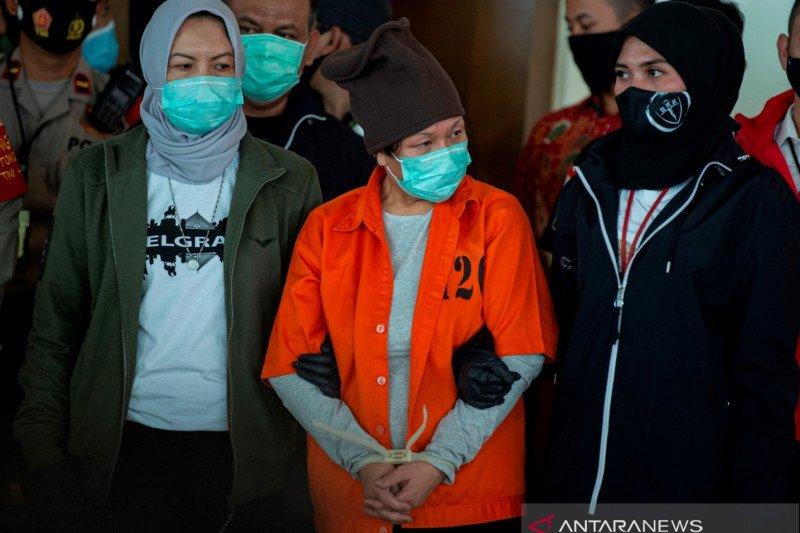 Penangkapan Maria Pauline awal permulaan tangkap Joko Tjandra