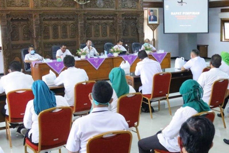 ASN Kudus diharapkan jadi agen penerapan protokol kesehatan
