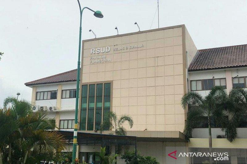 Ruang isolasi COVID-19 sejumlah rumah sakit di Cianjur dikurangi