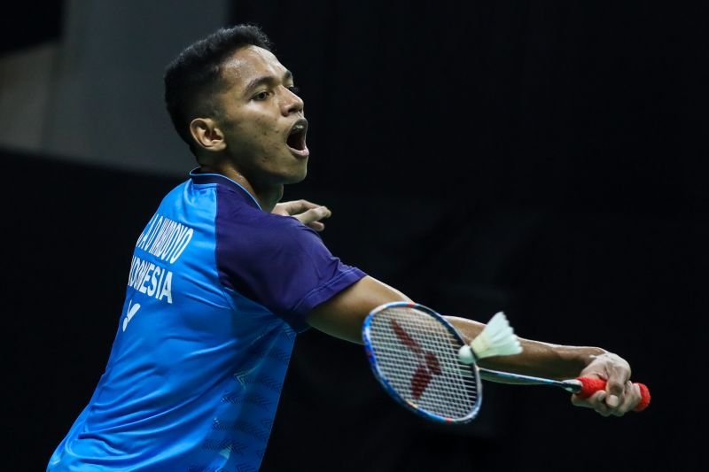 Wakil tunggal putra Indonesia di Thailand Open II habis