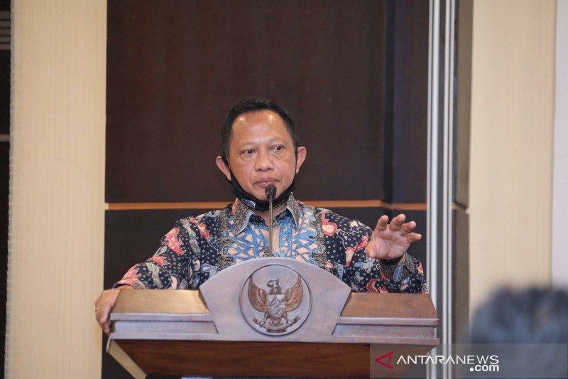 Mendagri: kepala daerah segera cairkan anggaran pilkada