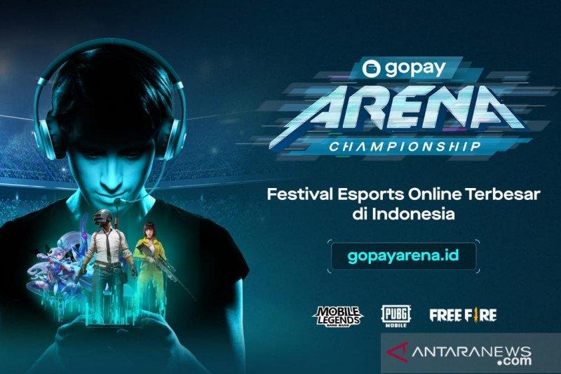 Sebanyak 30 ribu gamer siap tempur di GoPay Arena Championship 2020