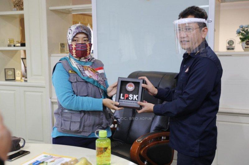 Pemprov Lampung-LPSK bersinergi optimalkan perlindungan perempuan dan anak