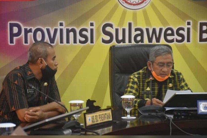 Gubernur Sulbar minta penyelenggara pilkada terapkan protokol kesehatan ketat