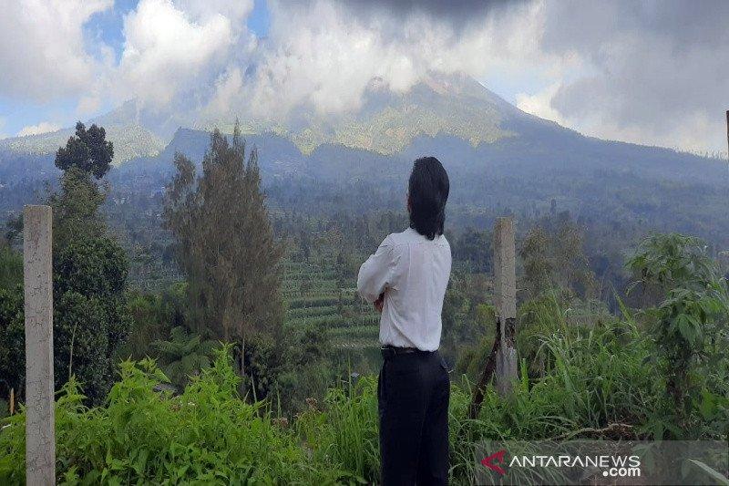 Warga Jrakah Boyolali galakkan ronda antisipasi erupsi Merapi