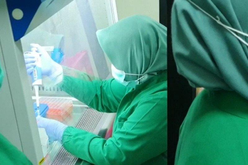 Laboratorium COVID-19  RSUD Kudus terima 2.463 spesimen swab