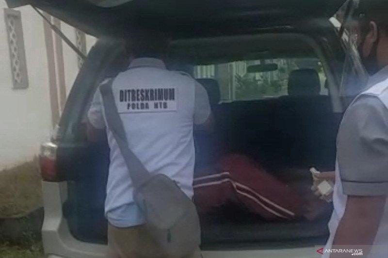 Pelaku asusila terhadap bocah 7 tahun di Gunungsari Lobar ditangkap polisi