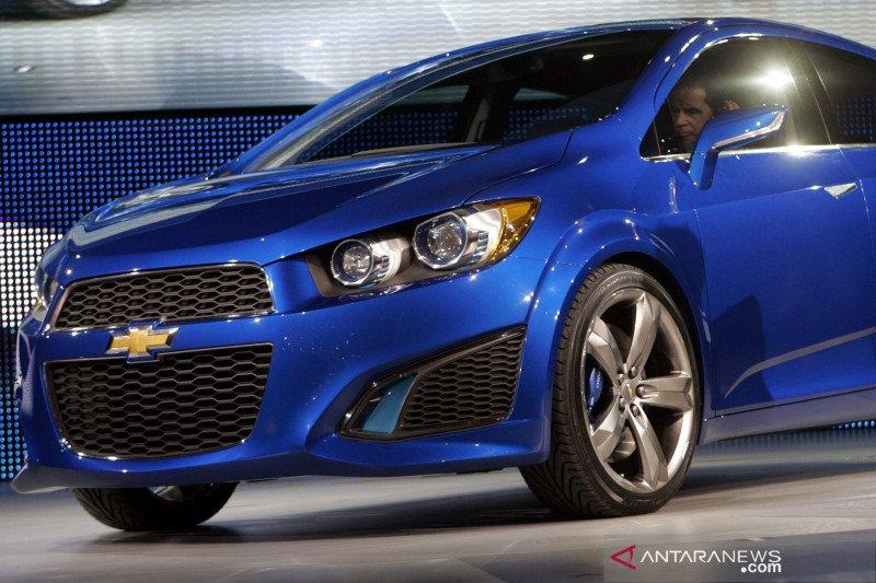 Produksi Chevrolet Aveo resmi dihentikan