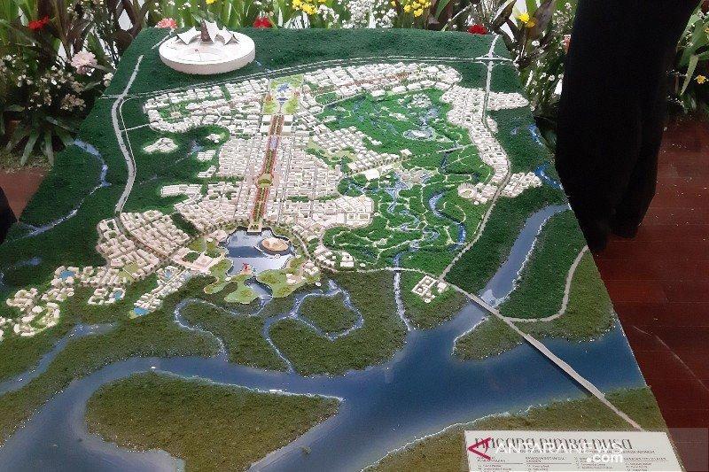 Fokus tangani COVID, pemerintah tidak anggarkan proyek ibu kota baru