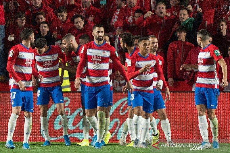 Granada terus dekati zona Eropa usai pecundangi Sociedad 3-2