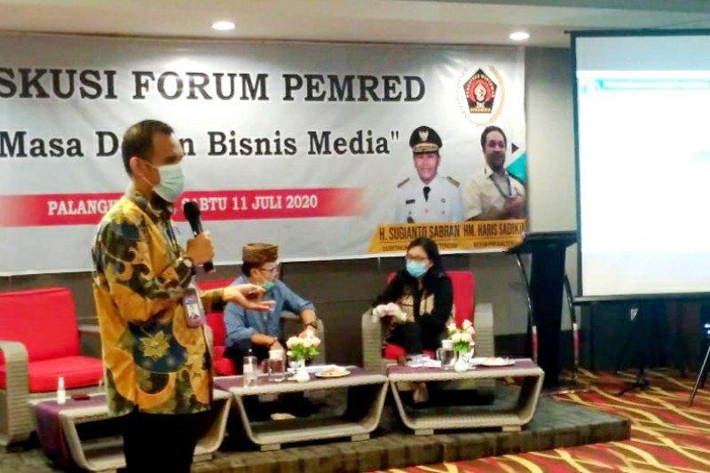 Perusahaan media harus jeli memanfaatkan peluang di masa pandemi