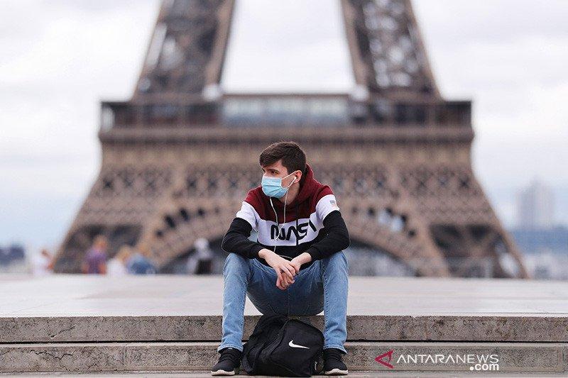 Paris dan Marseille diumumkan sebagai zona berisiko tinggi COVID-19