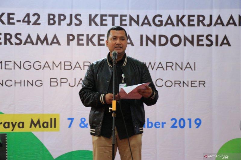 BPJAMSOSTEK Palangka Raya telah bayarkan klaim Rp31,18 miliar