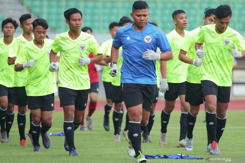 Pelatih Bima Sakti panggil 30 pemain jalani TC timnas U-16