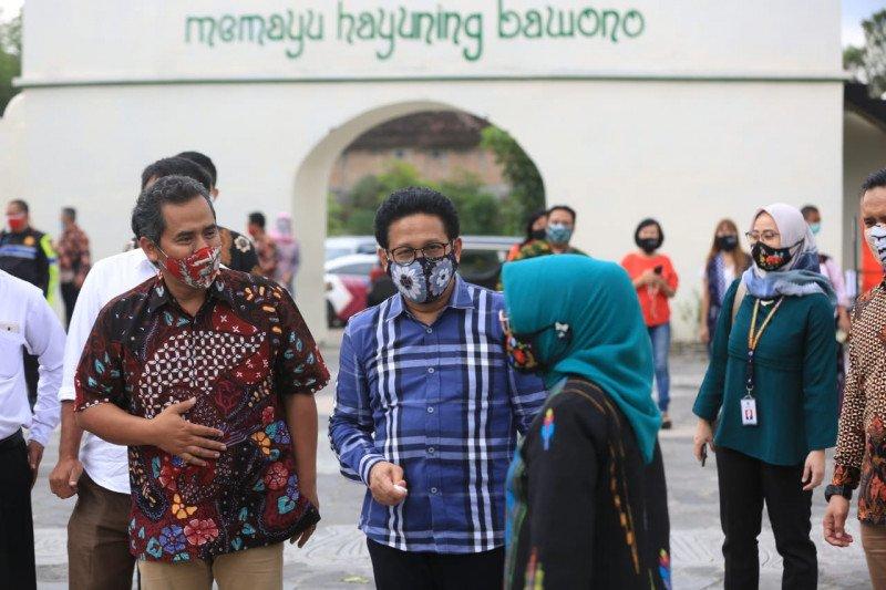 Mendes mengajak masyarakat Yogyakarta hidupkan kembali desa wisata