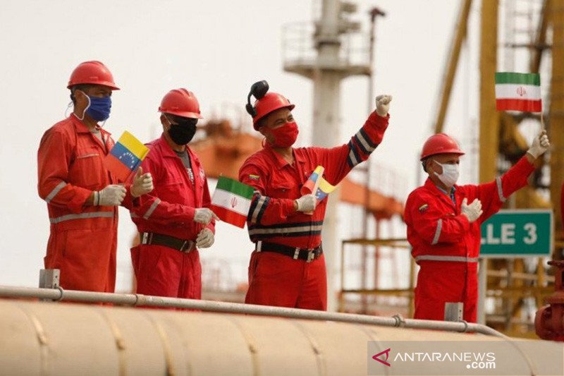 Menteri: Industri minyak Iran tidak akan menyerah pada tekanan AS