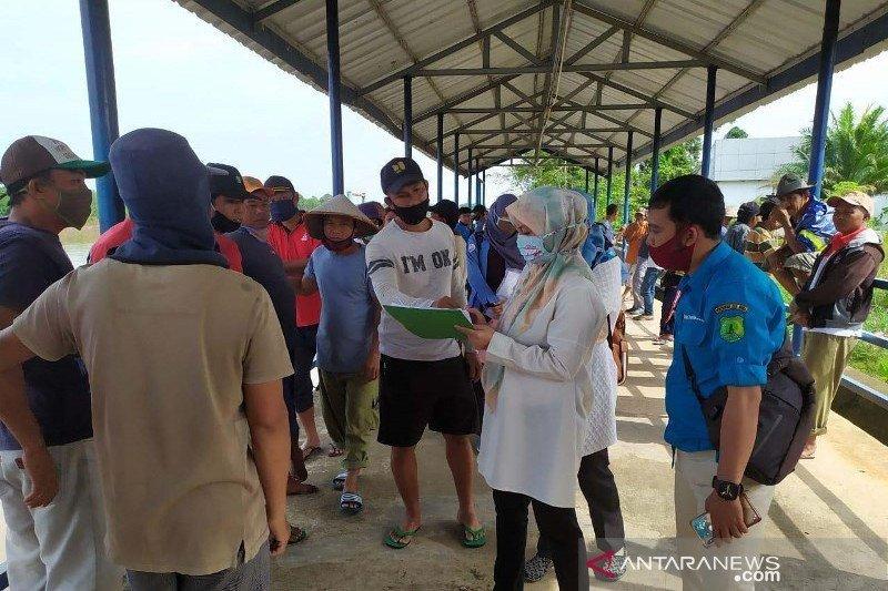 Ratusan nelayan Musi Banyuasin masuk program konversi BBM ke BBG