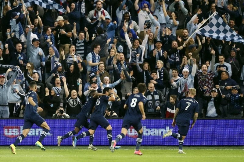 Pemain Sporting Kansas City positif COVID-19 dan di isolasi