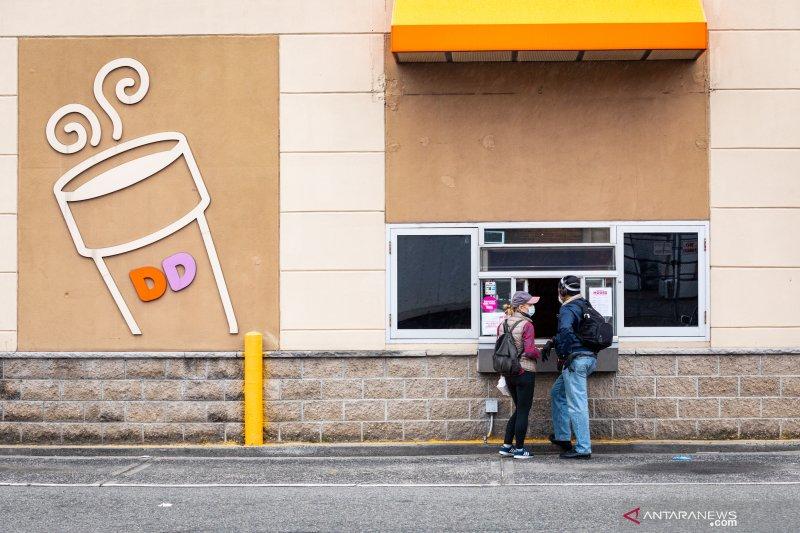 450 gerai Dunkin' Donuts akan ditutup pada akhir tahun 2020