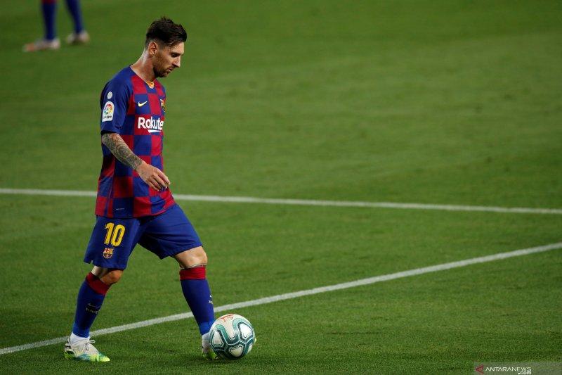 Messi disebut sebagai mesin assist Barcelona