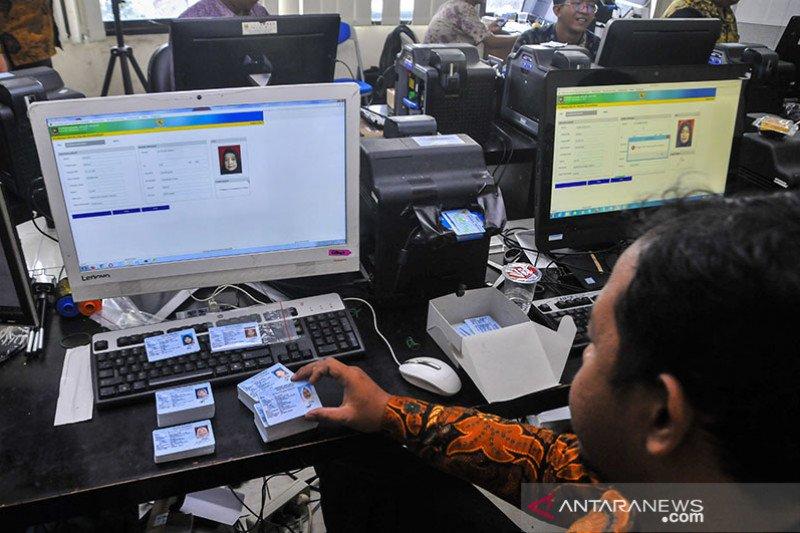 Disdukcapil OKU buka layanan  kependudukan secara  daring