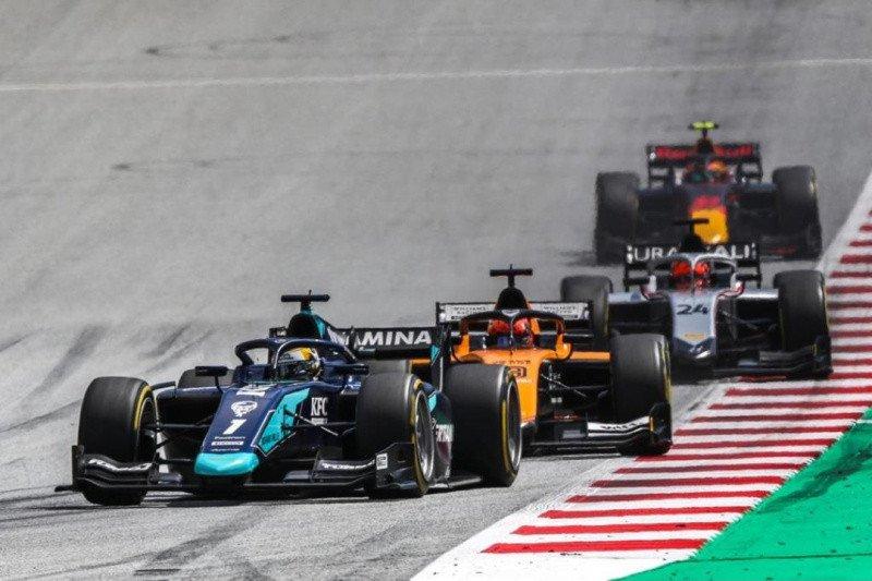 Pembalap Sean Gelael bawa pulang tiga poin dari GP Styria