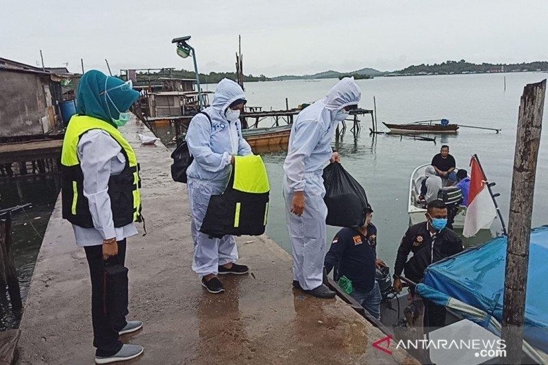 Nenek berusia 80 tahun di Batam dinyatakan sembuh dari COVID-19