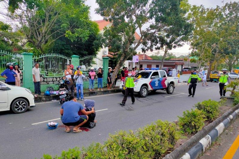 Warga Pangkalpinang meninggal terlindas truk di Sungailiat