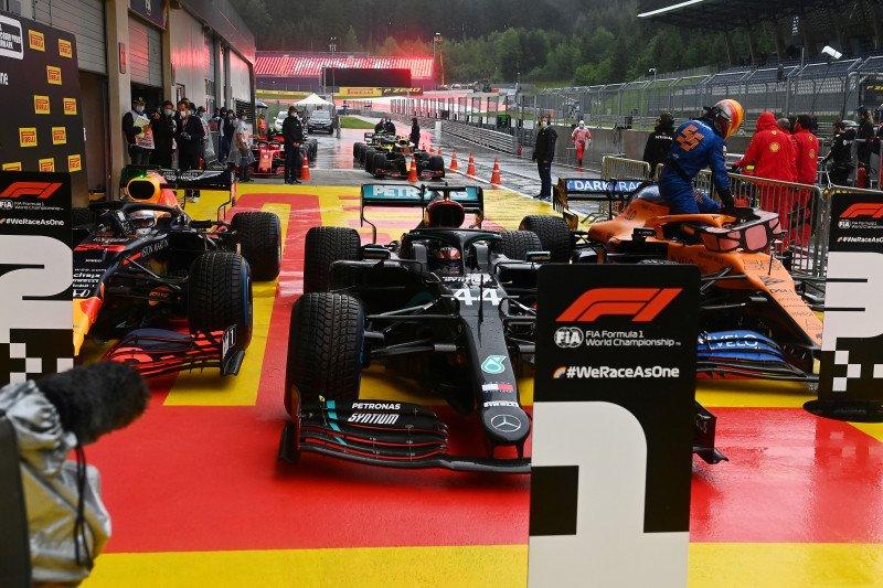 Leclerc dan Norris diganjar penalti, ini starting F1 GP Styria