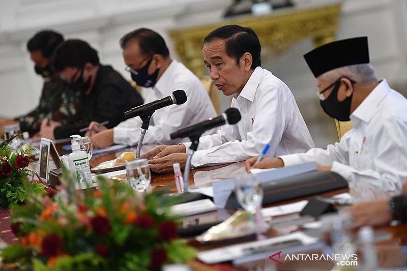 Presiden sebut Vaksin COVID-19 gratis untuk rakyat urusan Menkes