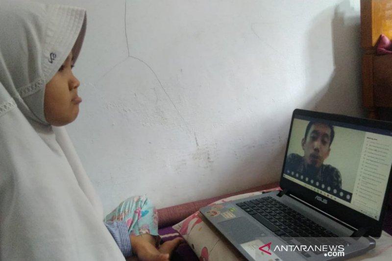 MPLS siswa baru di Garut dilaksanakan secara daring